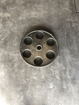 45lb cemco weight plate single for Sale in Azusa, CA