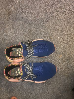 NMD human races size 8 for Sale in Philadelphia, PA