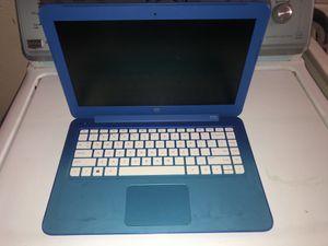 Hp laptop (Blue) for Sale in Philadelphia, PA