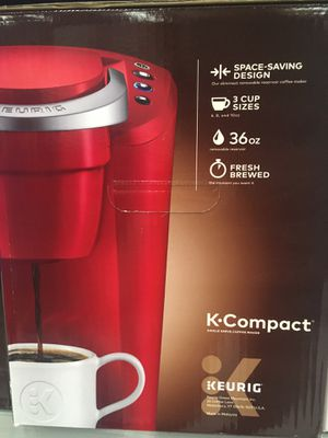 Keurig k compact single serving coffee maker for Sale in Chino, CA