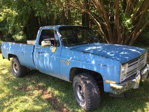 1987 Chevy Silverado for Sale in New Hill, NC