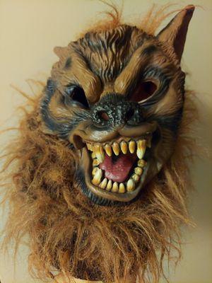 Werewolf Halloween head costume for Sale in Seattle, WA