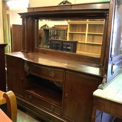 Gorgeous Antique Bar / Buffet - Delivery Available for Sale in Tacoma,  WA