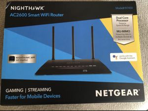 NETGEAR Nighthawk AC2600 Router for Sale in National City, CA