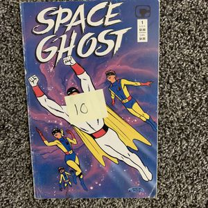Space Ghost Comic for Sale in Riverside, CA