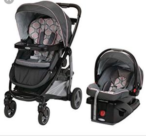 Graco car seat and stroller for Sale in Queens, NY