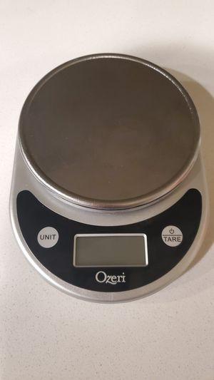 Ozeri digital scale for Sale in Santa Clara, CA