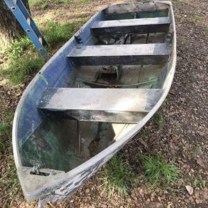 Aluminum Boat for Sale in Watsonville, CA