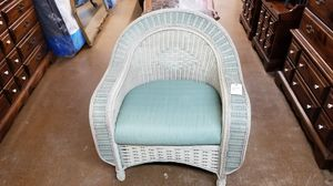 Patio chair wicker 🦃We are located at 2811 E. Bell Rd.  We are Another Time Around Furniture for Sale in Phoenix, AZ