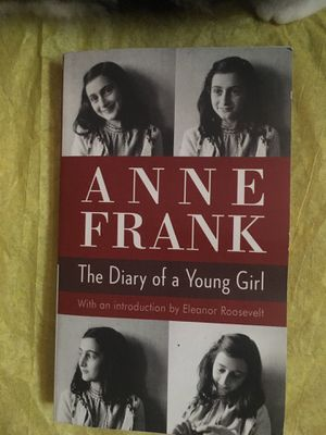 Anne Frank Diary for Sale in Wood Dale, IL