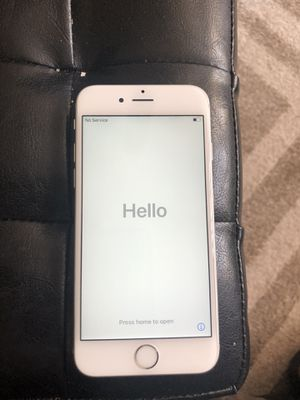 iPhone 6s unlocked. Best offer for Sale in Toms River, NJ
