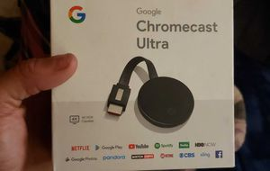 Google Chromecast Ultra for Sale in Port Orchard, WA