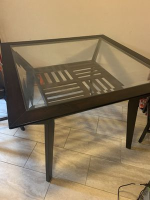 Kitchen table with four chairs for Sale in PA, US