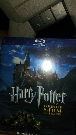 HARRY POTTER 8 FILM COLLECTION for Sale in Los Angeles, CA