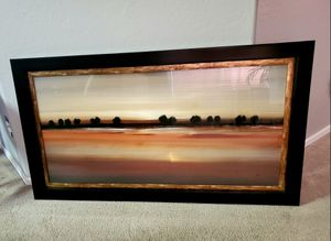 Large wall art frame for Sale in Laveen Village, AZ