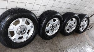 """WHEELS and TIRES R17"""" for Sale in Pompano Beach, FL"""