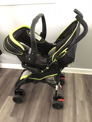 Stroller/Car Seat/Base & High Chair for Sale in Flowery Branch, GA