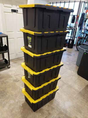Storage containers $11 FIRM EACH for Sale in Redlands, CA