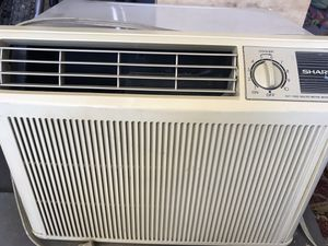 Sharp window AC air conditioner for Sale in Menifee, CA