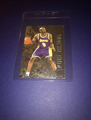 Kobe Bryant 1996-97 Fleer Metal RC Rookie Card #181 Los Angeles Lakers #MINT for Sale in CT, US