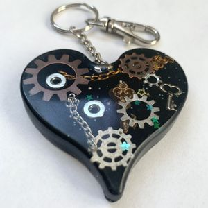 Steampunk Keychain Charm for Sale in Tracy, CA