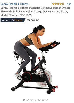 Sunny Health bike for Sale in Groveport, OH