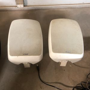 Jamo I/O 8A2 Outdoor Speakers for Sale in Scottsdale, AZ