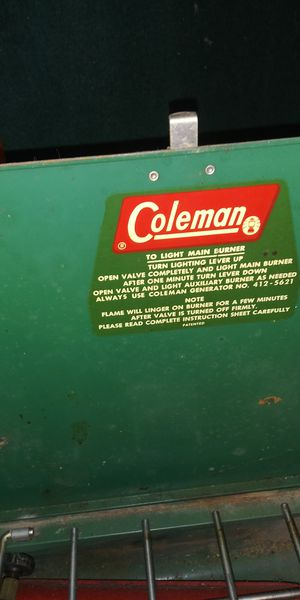 ? Coleman stove for Sale in Fort Worth, TX