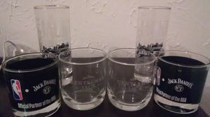 Jack Daniels collectable glasses for Sale in Louisville, KY