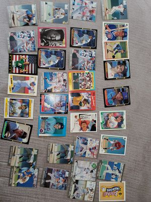 Baseball cards for Sale in North Las Vegas, NV