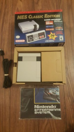 NES Classic Mini w/ 750+ Games!! EVERY Nintendo Entertainment System Game!! for Sale in Aloma, FL