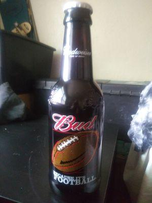 Original Budweiser glass bottle for Sale in Salt Lake City, UT