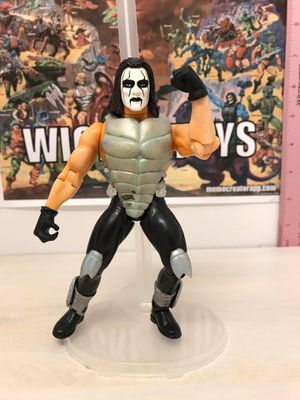 1999 Marvel Entertainment WCW Sting Action Figure for Sale in Rochester, NH