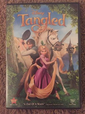 Disney's Tangled DVD (Hablo Español) for Sale in Largo, FL