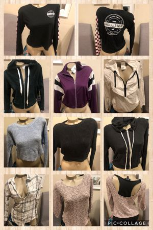 Women's and juniors name brand clothing sizes S-L $5-$10 for Sale in Fremont, CA