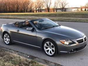 BMW 650i Convertible for Sale in Lexington, KY