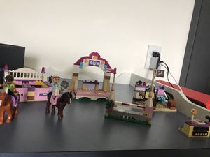 Lego friends horse stable for Sale in Tacoma, WA