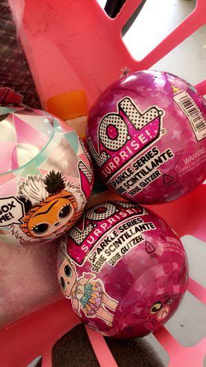 L.O.L surprise dolls for Sale in Buckeye, AZ