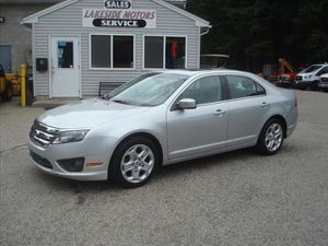 2011 Ford Fusion for Sale in Haverhill, MA