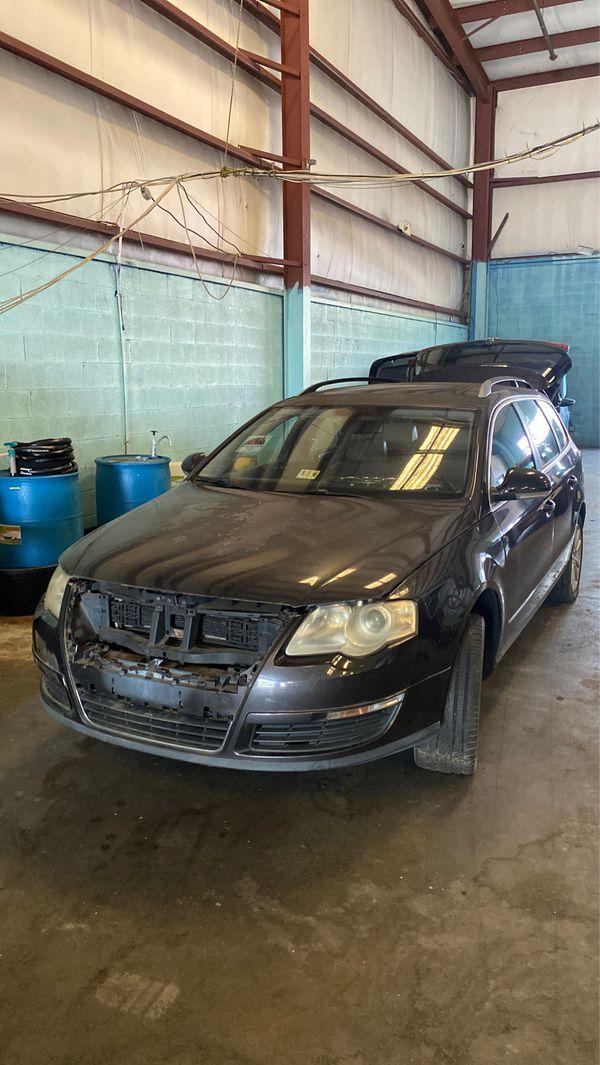 2007 vw Passat wagon part out