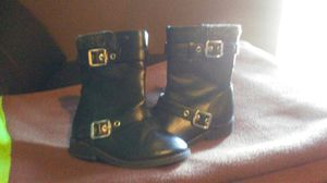 Girls boots size 6 for Sale in Sedro-Woolley, WA