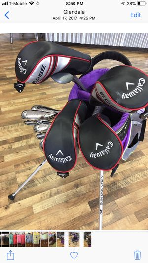 Callaway golf clubs women for Sale in St. Louis, MO