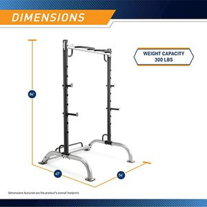 Marcy Cage Squat Rack Pull Up and Push Up Station for Sale in Los Angeles, CA