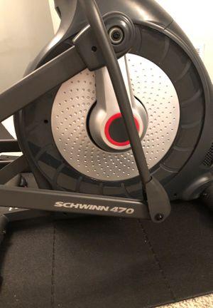 Schwann 470 elliptical trainer. BRAND. NEW 2019 model for Sale in Orland Hills, IL
