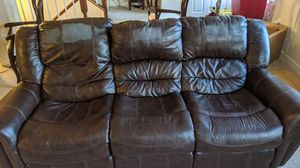 Recliner sofa (free to pick up!) for Sale in Frederick, MD