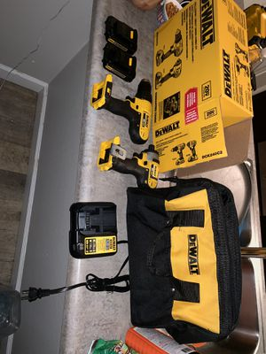 DeWalt Power tools , Batteries , Charger & Bag for Sale in Saint Charles, MO
