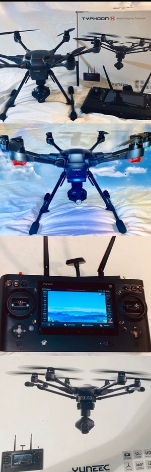 TYPHOON (H) DRONE — PERFECT CONDITION ! for Sale in Huntington Beach, CA