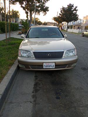 1999 Lexus ls400 for Sale in Los Angeles, CA