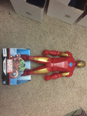 """20"""" large iron man marvel collectibles action figure for Sale in Columbus, OH"""