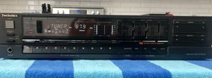 Vintage Technics SA-R210 AM/FM  Stereo Receiver Quartz Digital Synthesizer 1981 for Sale in Peoria, AZ